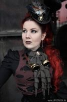 Lady Steam Punk IV by MADmoiselleMeli