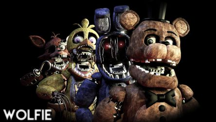 [SFM/FNAF] The Withered Gang. by FWolfie