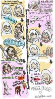 Altair + Ezio have a chat by KbCookie