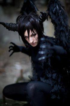 Sebastian Michaelis - Give me youre soul by RomaiLee