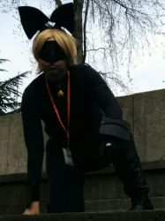 Sakuracon 2016: Cat Noir Cosplay-On Guard Duty... by SOULREAPER-AngelGirl
