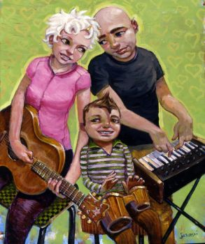 Beautiful Music Together by jasinski