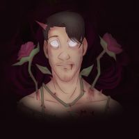Goretober Day 10 // Plant Growth // Markiplier by TryHard4Life