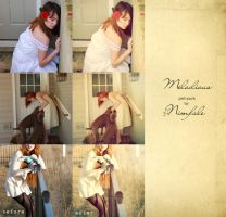 Nimfale's Melodious psd-pack by Nimfale