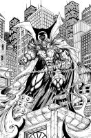 Spawn Inks by c-crain