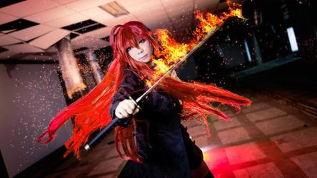 Shakugan No Shana by Ototsuki