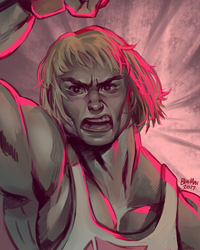 He-Man by Mainframe110