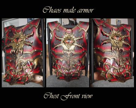 Chaos male armor by Deakath