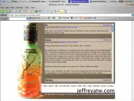 JeffreyAtW v6 Arizona by JeffreyAtW