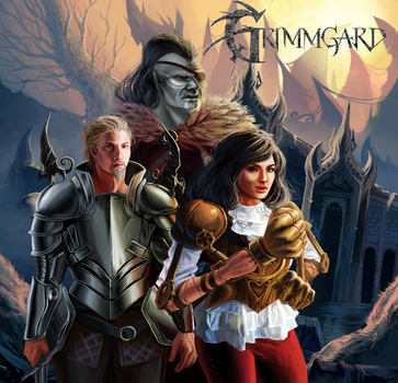 Grimmgard by Frozelz