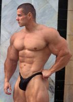 Bodybuilder 115 by Stonepiler