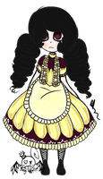 [Ref] Sorrel by OpalesquePrincess