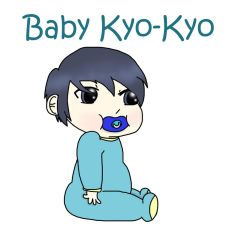 Baby Kyoya by numbuh0051