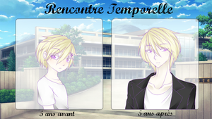 [Seika] Rencontre temporelle by nKayle