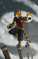 Master Tigress by Concert-Band