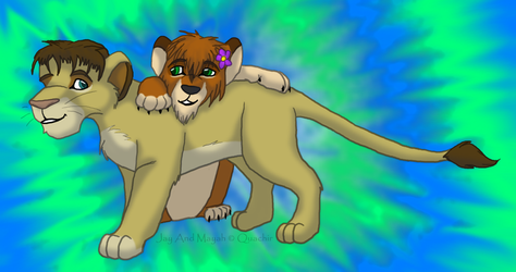 Cubs - Jay and Mayah by Quachir