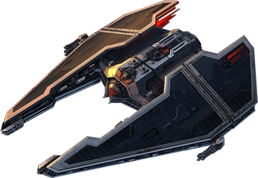 Sith Starship by DoctorAnonimous