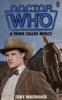 New Series Target Covers: A Town Called Mercy (v1) by ChristaMactire