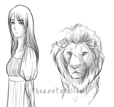 WIP character sheet of FF8/BatB crossover by TheRootOfAllEvil