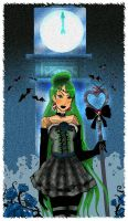 Gothic Sailor Pluto by TRALLT