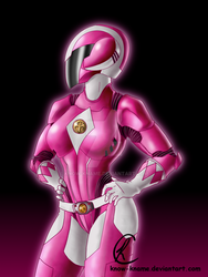 GO GO PINK by Know-Kname