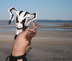 Final Hollow Mask by Epic-Leather