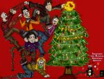A Rammstein Christmas by German-Blood