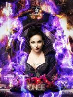 Evil Queen by EvyLeeArt