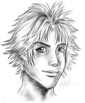 Tidus by pironic