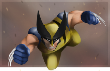 Wolverine by Eessosis