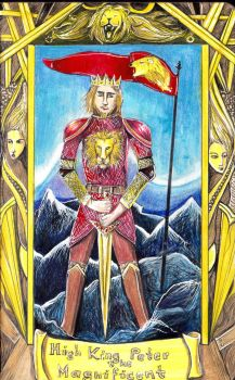 King Peter the Magnificent by juliet999