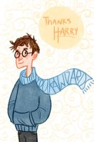 Thanks Harry by aberry89