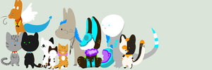 .:MY BIG FAMILY 2:. by catpain