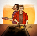 Cooking by aganox