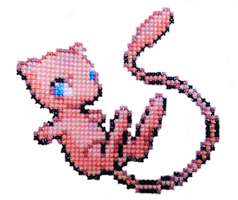151 - Mew by Devi-Tiger