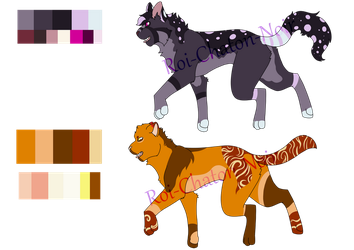 Cat Adoptables [OPEN] by Roi-Chaton-Noir