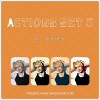 Actions set 5 by stardixa-resources