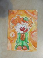 clown atc by nupharHALL