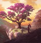The Legend of the Cherry Tree by Tohad