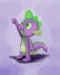 Painted Spike [Edited] by tauts05
