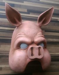 Professor Pyg by 4thWallDesign