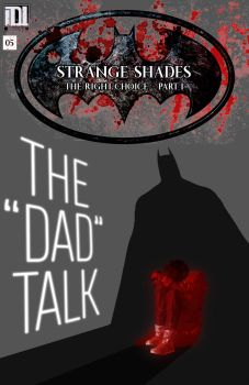 Batman Strange Shades #05 by MrUncleBingo