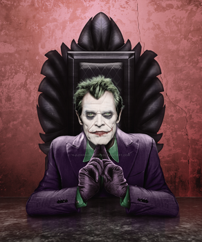 Dafoe For Joker