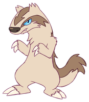 Linoone by Goronic