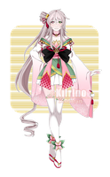 [Auction] - Collab Adoptable (CLOSED) by Kiirino
