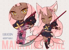 [CLOSED] Mankaigitsune 3 - SET PRICE by Lulicon