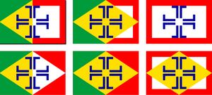 Another Lusophone flags by hosmich