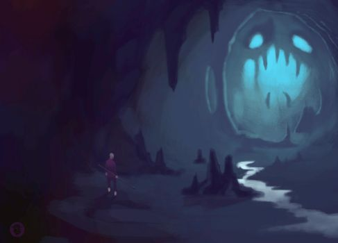 Cave by JoanmarkustBabot