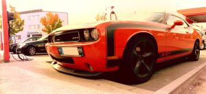 Dodge Challenger SRT Panorama by theTobs
