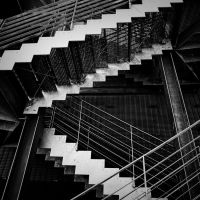 Up and Down in a Square_Origin by DaBorgne